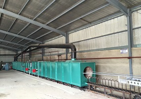 Annealing Furnace for Gas Cylinder