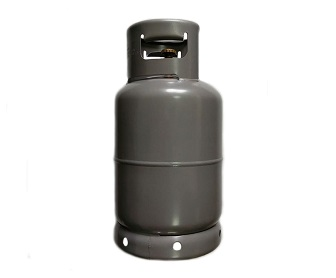 12.5 Kg LPG Cylinder fitted with F-type valve